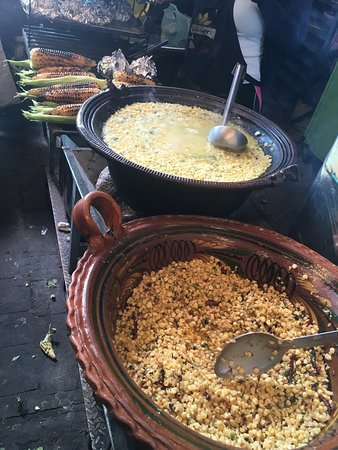 Mexican Food 101: All-Inclusive Walking Tour: Corn