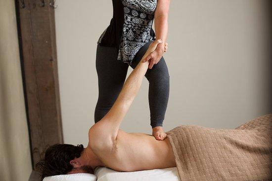 Mudra Massage