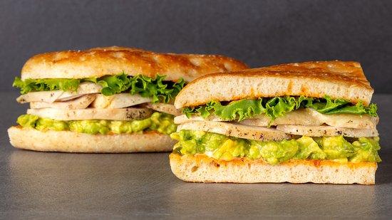 Urbane Cafe Oxnard: So Cal Sandwich