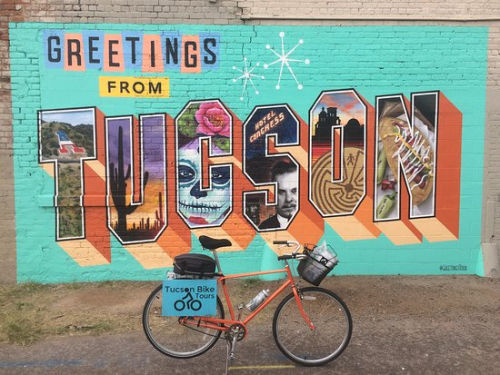 ‪Tucson Bike Tours‬