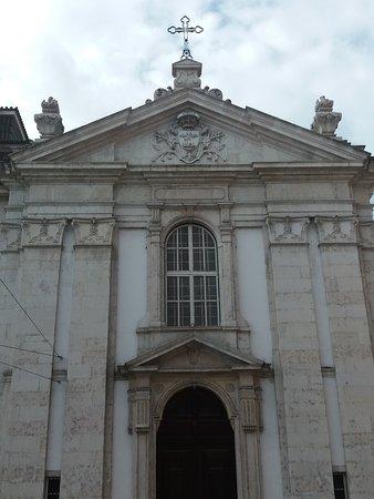Igreja do Corpo Santo