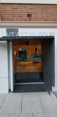 Брисбен, Австралия: The museum.