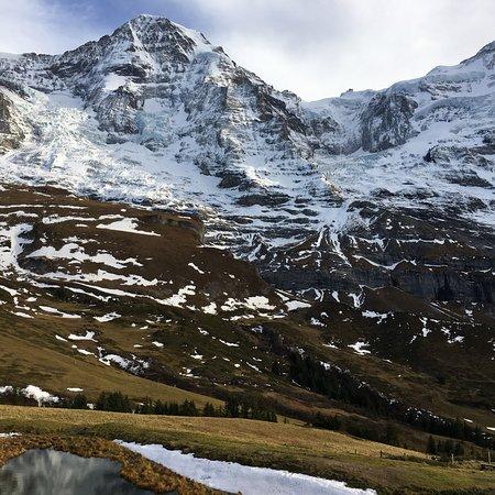 at Jungfrau