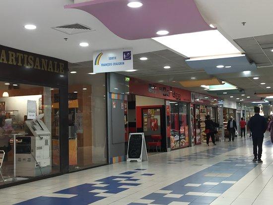 Centre Commercial de l'Hotel de Ville