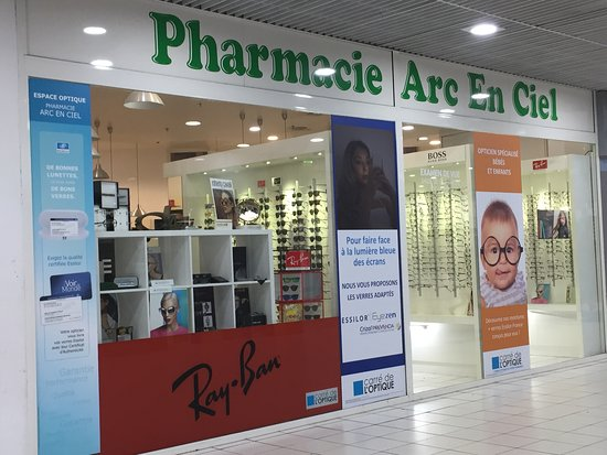 Centre Commercial de l'Hôtel-de-Ville : Pharmacie