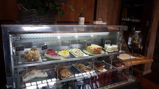 Cafe Esquina: Variedad de productos!