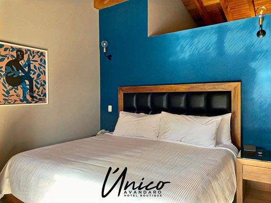Unico Avandaro Hotel Boutique: Habitación r Superior