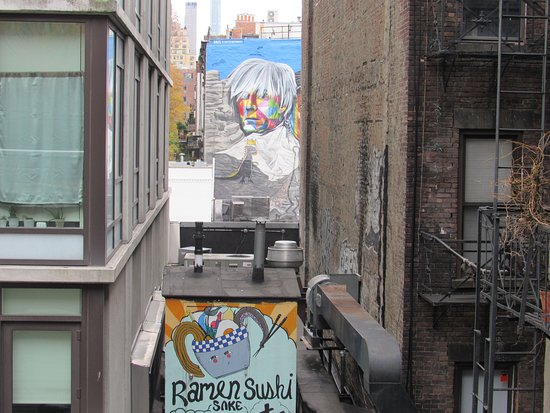 The High Line: More art work