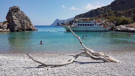 Karpathos Town (Pigadia), Grecia: .