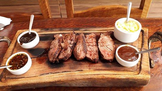 Emporio Gastronomico - Carnes Especiais e Delicatessen: Bife de Chorizo (400g)