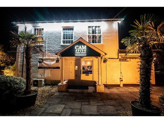 Cam Spice Indian Restaurant and Takeaway Great Eversden Cambridge