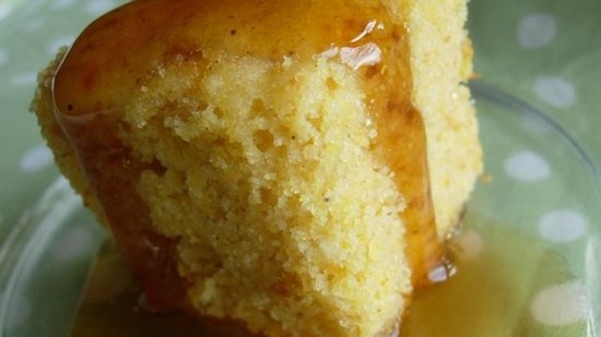 Free Cornbread for the table.