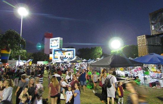 Strand Night Markets