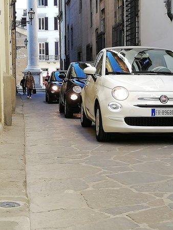 Bologna, Italy: Fiat500eventTuscany