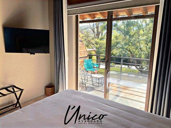 Unico Avandaro Hotel Boutique: Habitación Superior