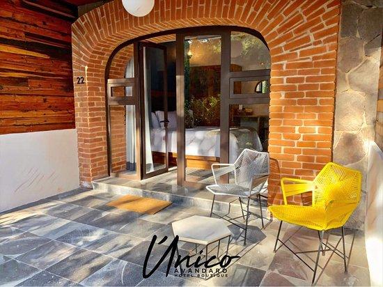 Unico Avandaro Hotel Boutique: Habitación Estándar