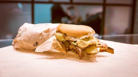 Carnacotto Hamburgeria: alcuni dei nostri panini