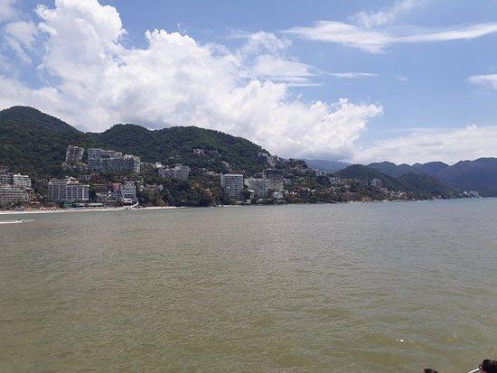 Пуэрто-Вальярта, Мексика: Paseo en Barco por Bahia de Banderas.
