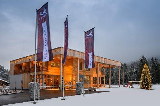 Idealer Ausgangspunkt oder Zwischenstopp für Langläufer, Tourenskigeher und Winterwanderer.