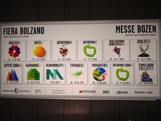 Fiera di Bolzano
