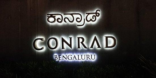 Conrad Bengaluru: Exterior
