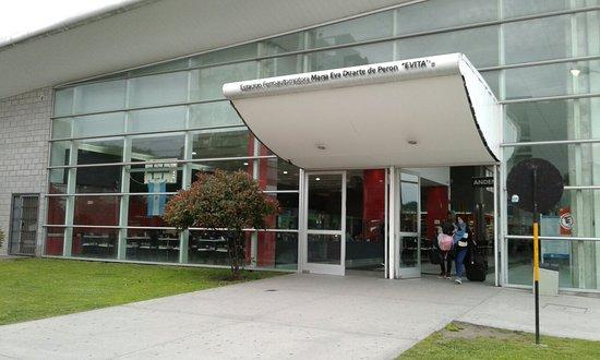 Terminal Ferro Automotora de Mar del Plata