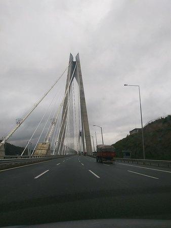 Yavuz Sultan Selim Koprusu: Yavuz Sultan Selim Köprüsü