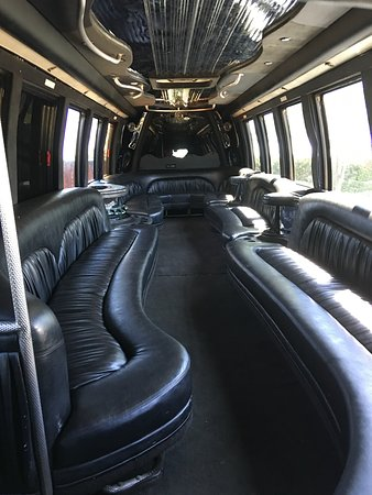 Limo Bus Transportion