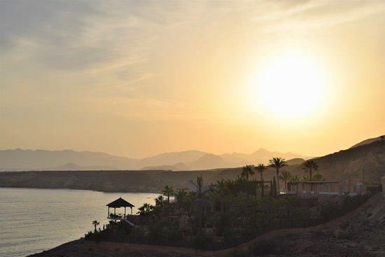 Playa del Rincon sunset