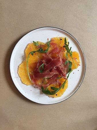"""muxama de atum (tuna """"prosciutto"""")"""