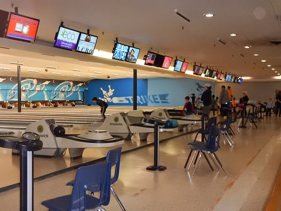 Jeff's Bowl-o-rama