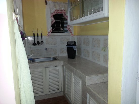 Hostal Dona Rita: cosina apartamento independiente