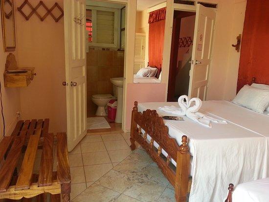 Hostal Dona Rita: habitacion nro 2 con terraza independiente
