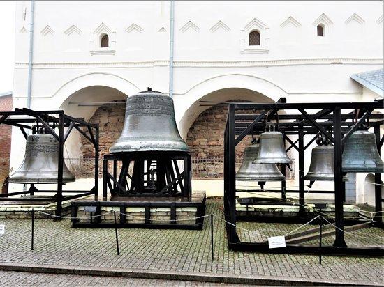 Великий Новгород. Софийская звонница.