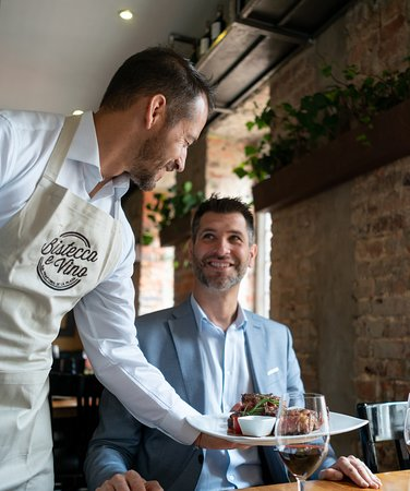 Bistecca e Vino Da Trattoria de la Plaza I Centro Internacional: Todo por nuestros clientes