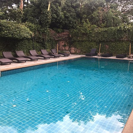 Chiang Mai Gate Hotel: It was a great hotel in a wonderful location.