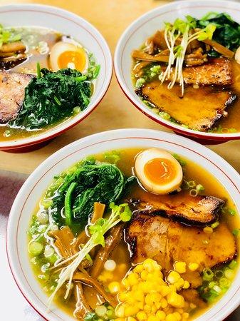 Shoyu Ramen with Pork Belly Chashu