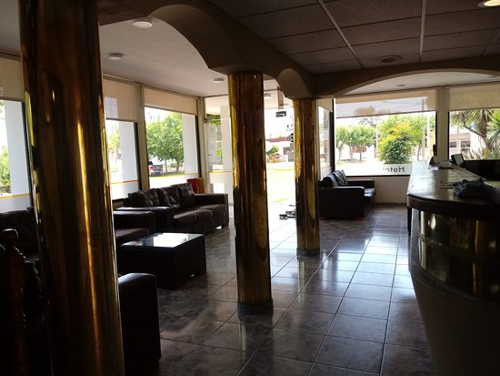 Hotel Miramar: entrada