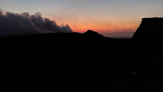 World Sun Ethiopia Travel and Tours: Sunrise at Erta Ale