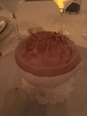 Excellence Riviera Cancun: French Onion Soup at Chez Isabelle