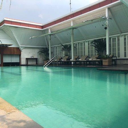Art Deco inspired heritage hotel