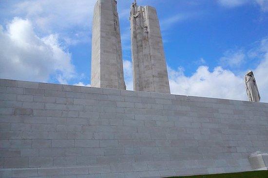 9 timers kanadiske WW1 Somme...
