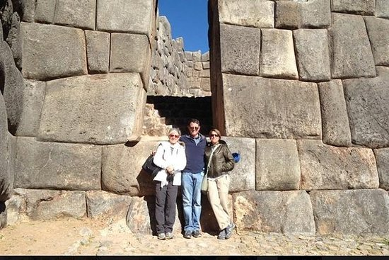 Private Cusco City Tour Including...