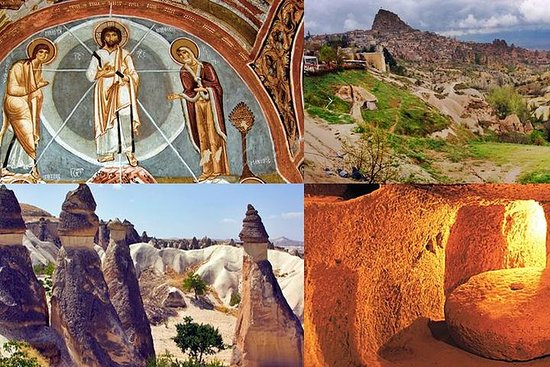 Tour of Highlights of Cappadocia with...