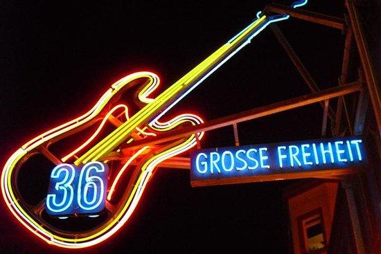 Passeio a pé pelo bairro de St Pauli...