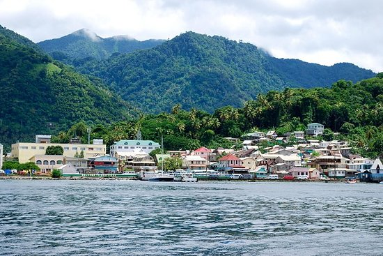 Soufriere Island Delight Half-Day...