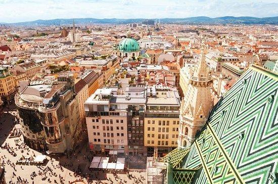 Visite de Vienne à pied