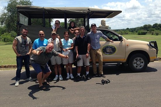 Kruger Park Safari: tour guidato di