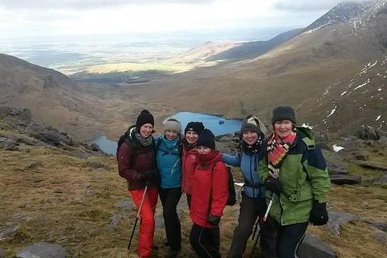 Carrauntoohil Guided Hiking Tour