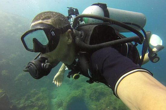 USS Liberty Shipwreck Scuba Diving...